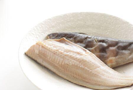 japanese food ingredient, salted atka mackerel
