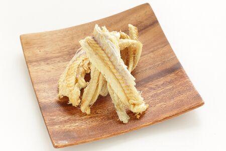 Korean food ingredient, dried cod fish