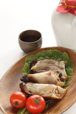 Korean food, Braised pig's feet for comfort food Stockfoto