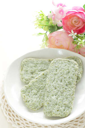 seaweed in fish cake for Japanese food ingredient
