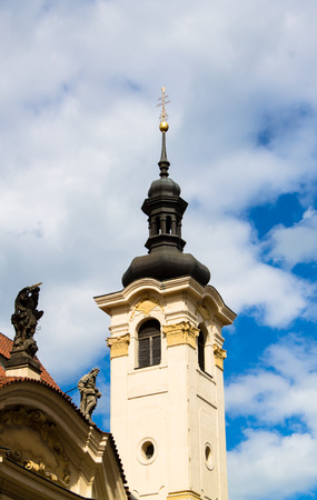 salvator: Church of Saint Salvator, Prague, Czech Republic