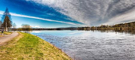 longest: Kemijoki, the longest river in Finland.