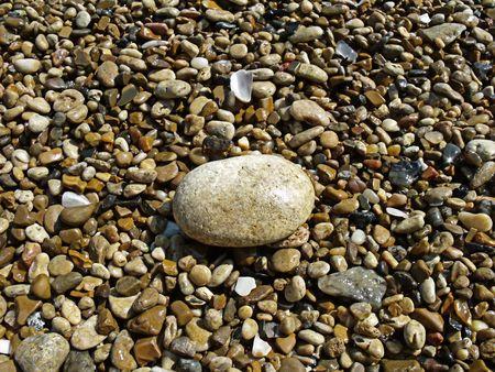 inflow: Sea pebble