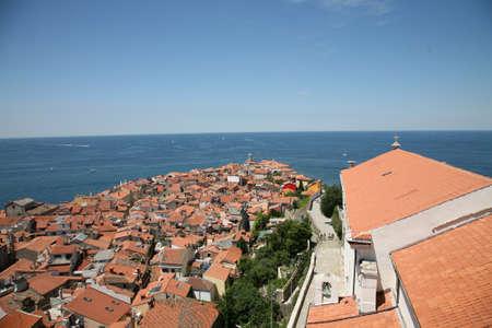 Piran, Adriatic Sea Imagens