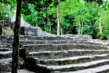 Cobá is an archaeological site of pre-Columbian Mayan culture, located in southeastern Mexico, in the territory that today occupies the state of Quintana Roo