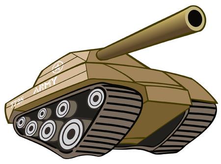 Army Battle Tank