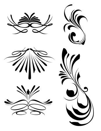 Decorative Line art