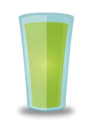 bender: Lemonade Beverage Glass