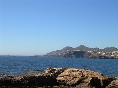 vista: vista al oceano