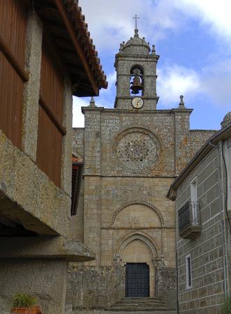 romanesque: Santa Marina Romanesque church