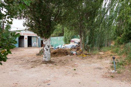 mattresses infected by abandoned coronavirus patients Redactioneel