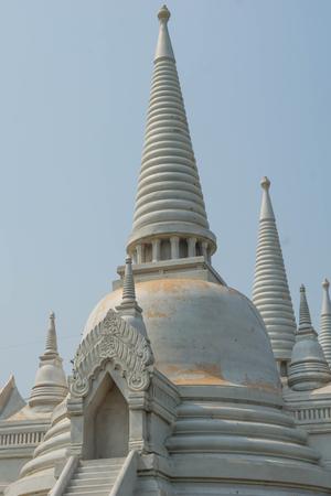Old Pagoda in Wat Thai, Thailand