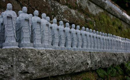 kamakura: Kamakura 1001 monks