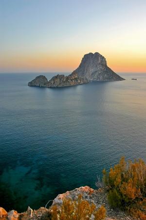 vedra: Ibiza Sunset at Es Vedra - Ibiza