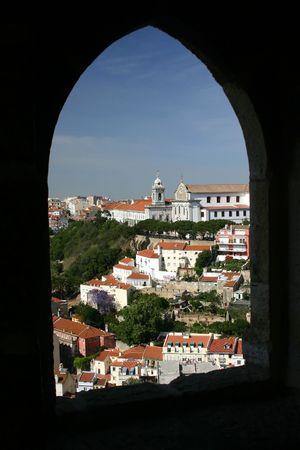 lisbon: lisbon castle