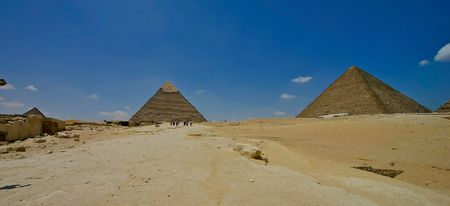 sphinx and pyramids at gyza egypt stock photo picture and royalty