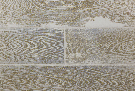 Closeup image of a wooden floor texture metallic white photo