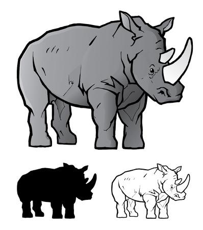 Ilustración de Rhino