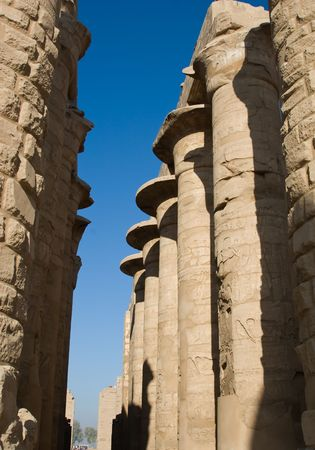 Great Hypostyle Hall at Karnak
