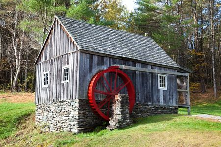 Water Wheel Mill