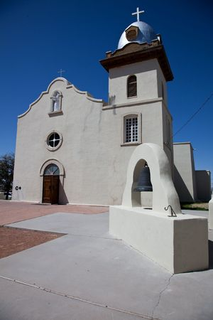 Ysleta Mission Stock Photo - 6761032
