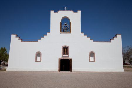 Mission Socorro Stock Photo - 6761029