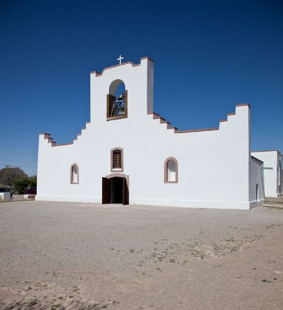 Mission Socorro Stock Photo - 6761035
