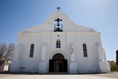 Presidio Chapel San Elizario Mission