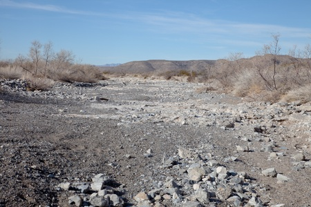 riverbed: Dry Riverbed
