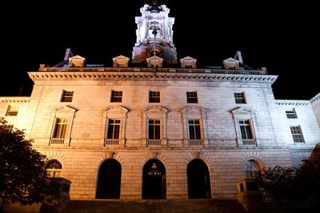 City Hall Фото со стока