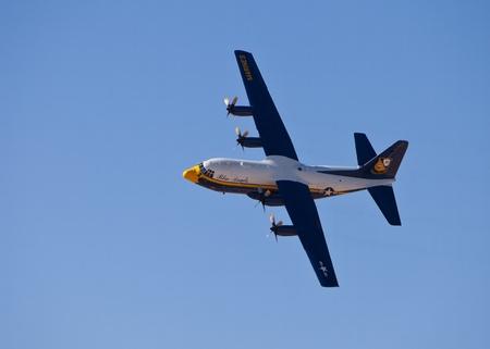 エル ・ パソ 10 月 22 日: 脂肪置かれるアルバート空中ディスプレイでフォート ブリス、ビッグス飛行場でエルパソ、テキサス州で 2011 年 10 月 22 日 [