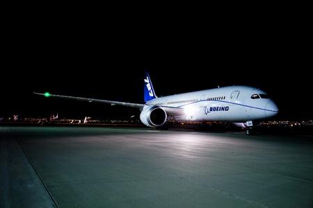 Boeing 787 Editorial