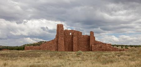 spaniards: Abo Ruins