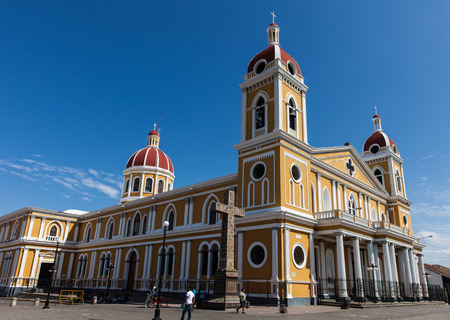 Cathedral de Granada Stock Photo