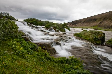 Fossabrekkur Falls