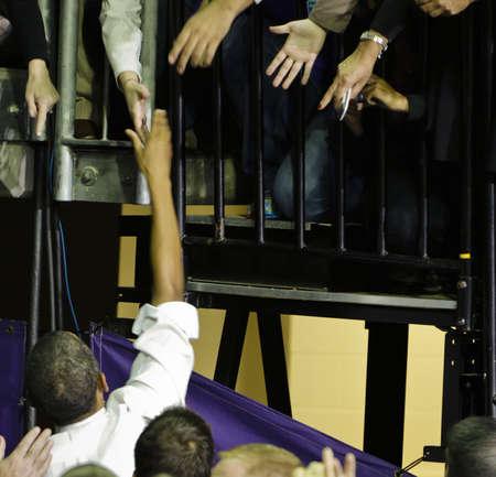 senator: President Obama and Senator Patty Murray,University of Washington,102102010,Seattle WA