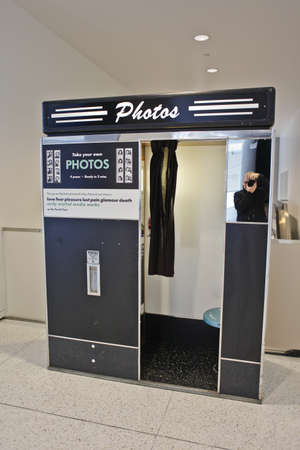 Photo Booth Portraits