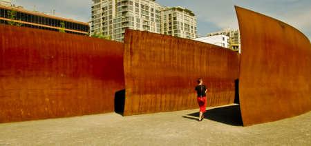 Olympic Sculpture Park, Seattle Art Museum