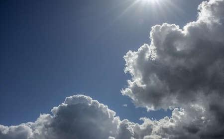 Clouds Stock fotó