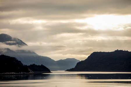 Glacier Bay,Alaska