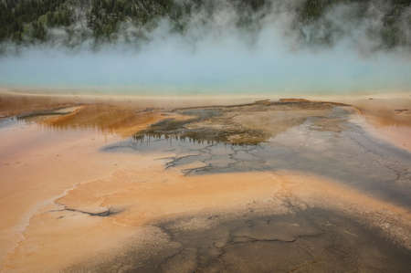 hot springs: Yellowstone Thermals and Hot Springs