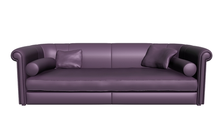 leather couch: Leather Couch