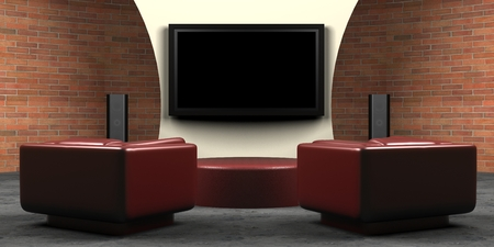 apartmant: Living room - interior scene
