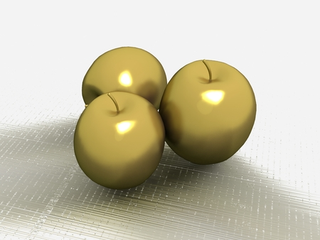 purchasing power: Three Golden Apples