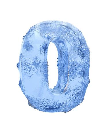 frost bound: Icy number Zero