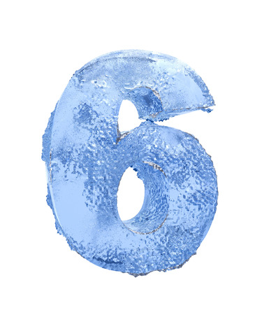 frost bound: Icy number Six