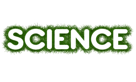 title: Science title with grass arround