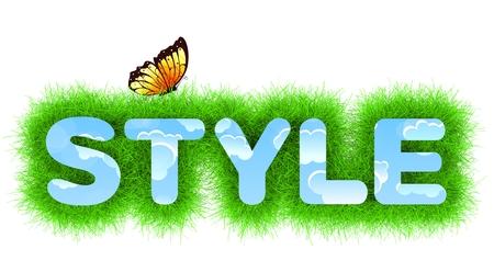 style: Style Stock Photo