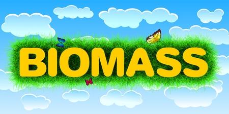 biomass: Biomass Stock Photo