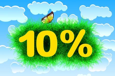 Ten Percent Banco de Imagens
